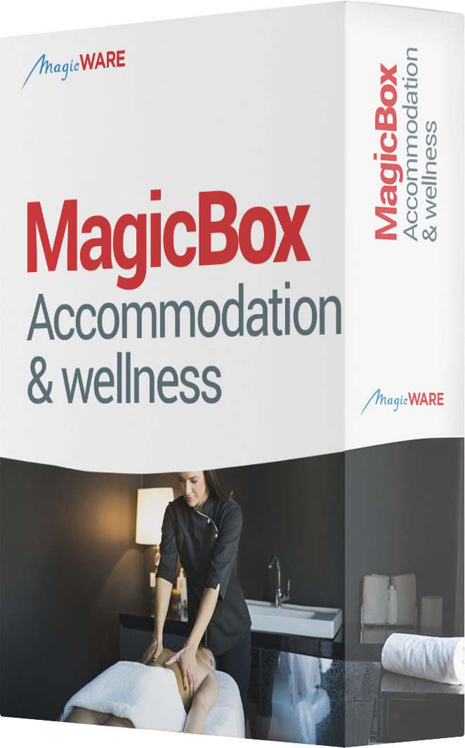 Magic BOX - Accommodation & Wellness