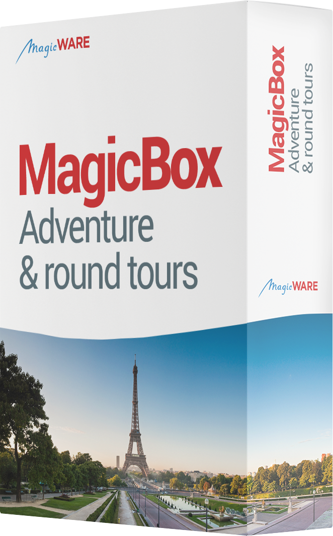 Magic BOX - Adventure & Round Tours