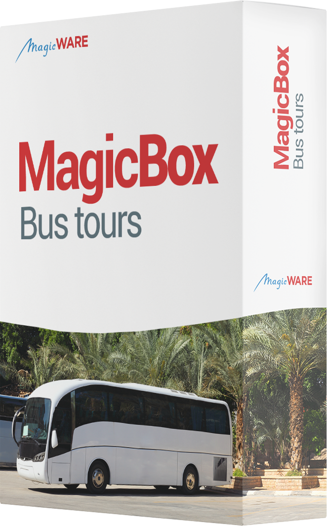 Magic BOX - Bus Tours