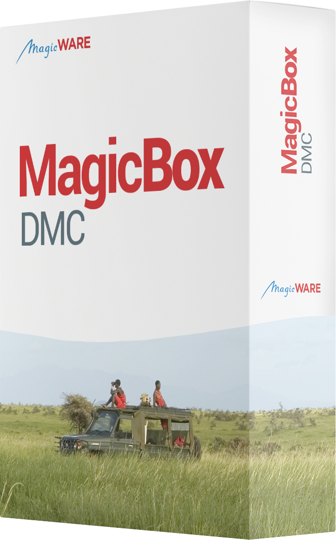 Magic BOX - DMC