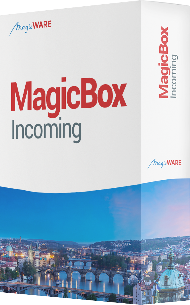 Magic BOX - Incoming